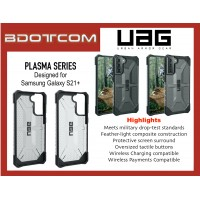 Original UAG Plasma Series Protective Cover Case for Samsung Galaxy S21+ Galaxy S21 Plus