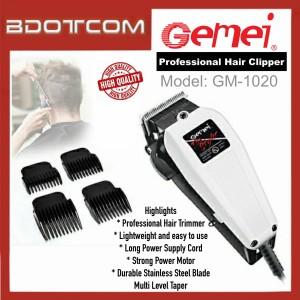 [READY STOCK] ProGemei GM-1020 Professional Hair Trimmer, Hair Clipper, Hair Shaver, Hair Groomer, Hair Cutter for Men, Women, Boy, Lady, Kid, Child, Senior Citizen and anyone else