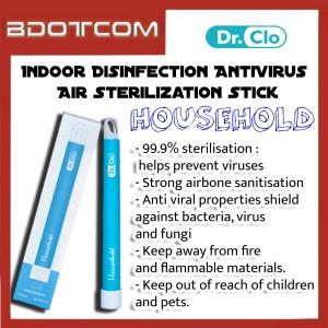 [READY STOCK] Dr.Clo HOUSEHOLD Indoor Disinfection AntiVirus Kill Bacteria Air Sterilisation Stick With FDA Certified Sterilisation