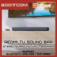 [READY STOCK] Xiaomi Redmi TV Sound Bar Bluetooth Wireless & Wired 30W Stereo Surround Wall Speaker