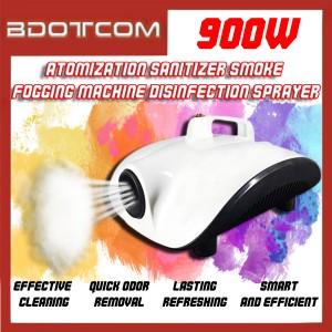 [READY STOCK] Rivicov 900W Atomization Sanitizer Smoke Fogging Machine Disinfection Sprayer