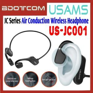 Usams US-JC001 JC Series Air Conduction Sport Wireless Headphone for Samsung / Xiaomi / Huawei / Oppo / Vivo / Realme / OnePlus