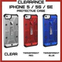 [CLEARANCE] High Quality UAG Case for iPhone 5 / 5s / SE / 6 / 6s / 6 Plus / 6s Plus / 7 / 7s / 7 Plus / 7s Plus