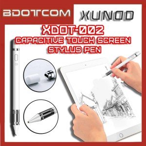 [Ready Stock] Xundd XDOT-002 Universal Capacitive Touch Screen Stylus Pen for Tablet