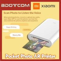 [Ready Stock] Xiaomi Pocket Photo AR Audio AR Video Printer