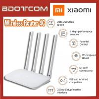 [Ready Stock] XiaomiRouter 4C Wifi Wireless 2.4GHz 300Mbps 4 Omnidirectional Antennas Router