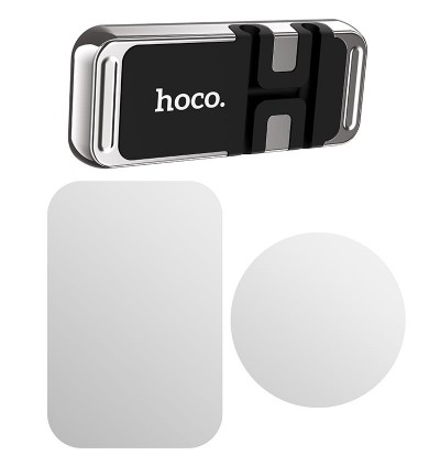 [Ready Stock] Hoco CA77 Carry Winder Magnetic Desktop Dashboard Car Mount Phone Holder Cable Winder for Samsung / Xiaomi / Oppo / Vivo / Huawei / OnePlus / Realme
