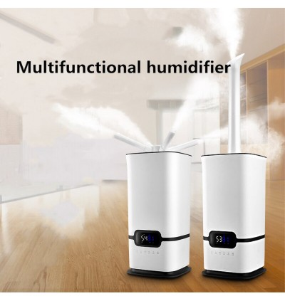 [READY STOCK] High Quality H600 Ultrasonic Air Humidifier 16L Large Capacity Industrial Heavy Duty Disinfection Sanitation Fogger suitable for Retail Shops, Restaurants, Offices, Boutiques, Hotels, Cafes, Schools, Factory, Warehouses, and etc