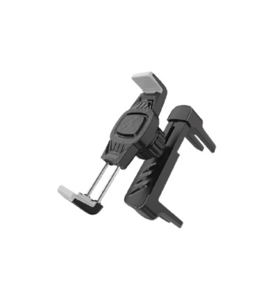 [Ready Stock] Hoco CA63 Royal Round Air Vent Car Mount Phone Holder for Samsung / Huawei / Xiaomi / Oppo / Vivo / Toyota / Honda / Mazda / Proton / Perodua, BMW / Benz Mercedes