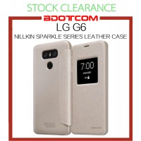 [CLEARANCE] LG G6 Nillkin Sparkle series Leather Case