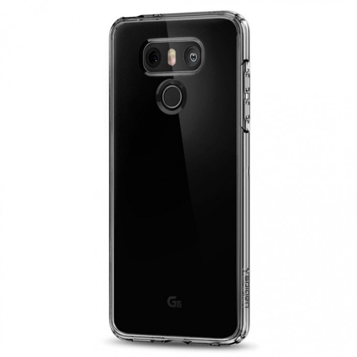 low priced 690c4 0c4a0 Spigen Ultra Hybrid Case for LG G6 (Clear)