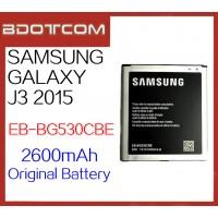 Original Samsung Galaxy J3 EB-BG530CBE 2600mAh Standard Battery