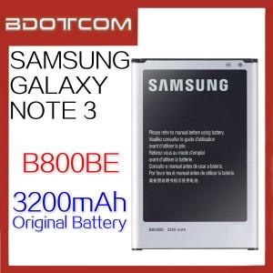 Original Samsung Galaxy Note 3 B800BE 3200mAh Standard Battery