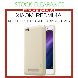 [CLEARANCE] Xiaomi Redmi 4A Nillkin Super Frosted Shield Back Cover