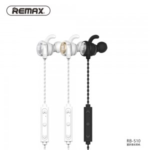 Original Remax RB-S10 Sport Bluetooth Wireless Headphone