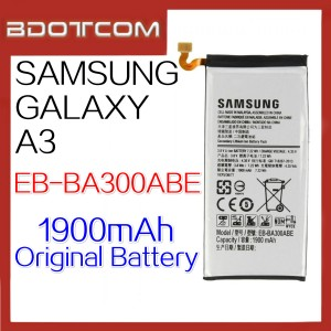 Original Samsung Galaxy A3 1900mAh EB-BA300ABE Standard Battery