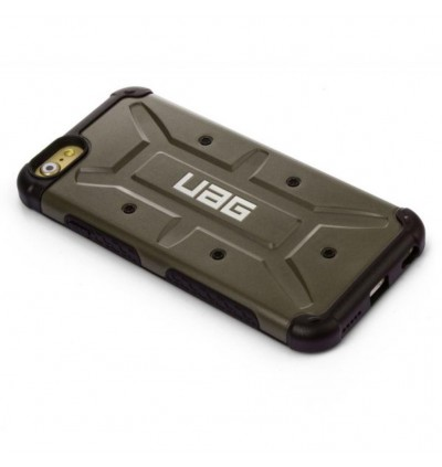 High Quality Urban Armor Gear UAG Case for Apple iPhone 7 Plus (Army Green)