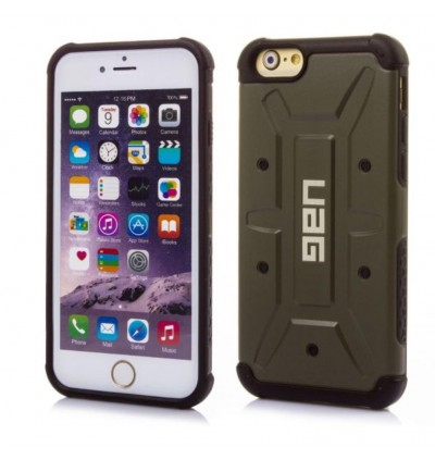 High Quality Urban Armor Gear UAG Case for Apple iPhone 7 (Army Green)