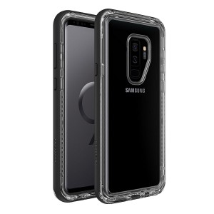 Lifeproof NËXT Series DropProof Protective Case for Samsung Galaxy S9+ (Black Crystal)