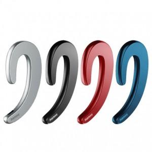 Original Remax RB-T20 Ultrathin Earhook Unilateral Bluetooth Wireless Headphone