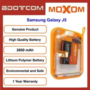 Original MOXOM High Capacity Battery 2600 mAH for Samsung Galaxy J5