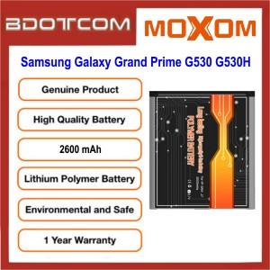 Original MOXOM High Capacity Battery 2600 mAH for Samsung Galaxy Grand Prime G530 G530H