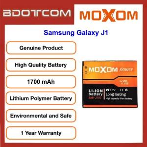 Original MOXOM High Capacity Battery 1700 mAH for Samsung Galaxy J1