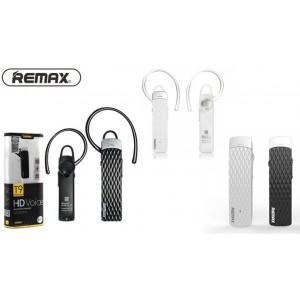 REMAX T9 Wireless Bluetooth 4.1 Business Remote Self-timer Headphone Earphone