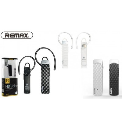 REMAX T9 Wireless Bluetooth 4.1 Business Remote Self-timer Headphone Earphone