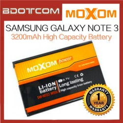 Moxom Replacement Battery for Samsung Galaxy Note 3 N9000 , N9005