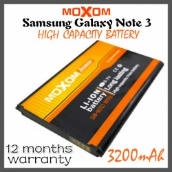Moxom Replacement Battery for Samsung Galaxy Note 3
