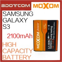 Moxom Replacement Battery for Samsung Galaxy S3