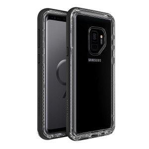 Lifeproof NËXT Series DropProof Protective Case for Samsung Galaxy S9 (Black Crystal)