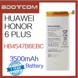 Replacement Battery HB4547B6EBC For Huawei Honor 6 Plus 3500mAh Standard Battery