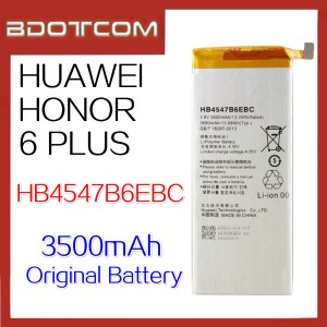 Original Huawei Honor 6 Plus 3500mAh HB4547B6EBC Standard Battery