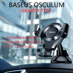 Baseus Osculum Type Gravity Car Mount Holder