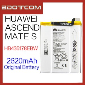 Original Huawei Ascend Mate S HB436178EBW 2620mAh Standard Battery