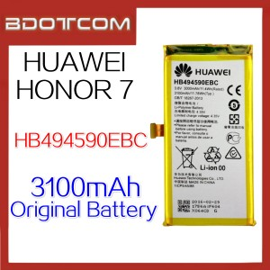 Original Huawei Honor 7 HB494590EBC 3100mAh Standard Battery
