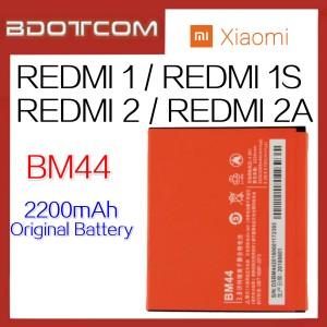 Original Xiaomi Redmi 1 / Redmi 1S / Redmi 2 / Redmi 2A BM44 2200mAh Standard Rechargeable Battery