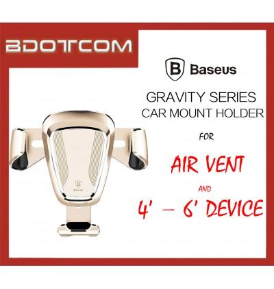 Baseus Gravity series 360' Rotation Air Vent Car Mount Holder