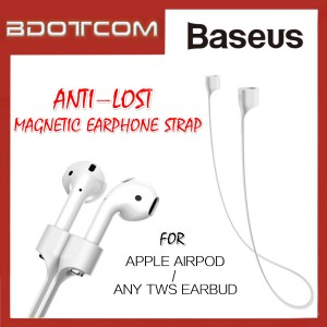 Baseus Anti Lost Magnetic Earphone Strap for Airpods / TWS Wireless Earphone