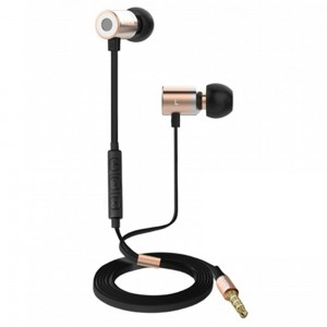 Avantree Loya High Fidelity In-Ear Metal Bass Earphones with Mic - ADHF-015