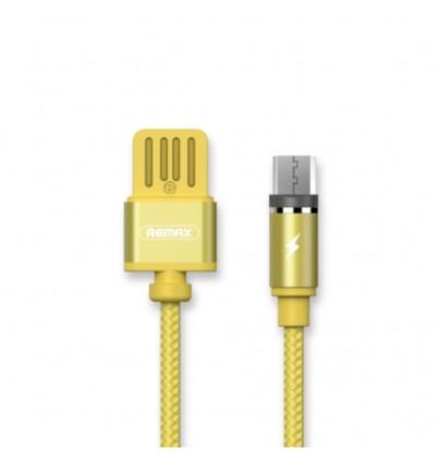 Original Remax RC-095m Gravity series Magnetic Adaptor MicroUSB Cable