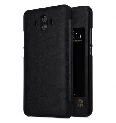 Nillkin Qin Series Leather Cover Flip Case for Huawei Mate 10