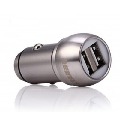 Original Remax RC-C205 2.4A Dual USB Port In Car Charger