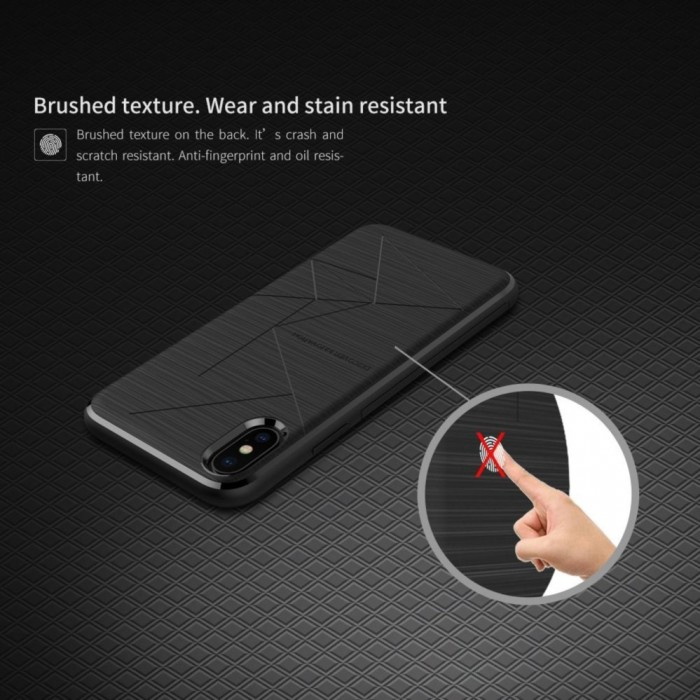 newest 66ed7 19a66 Nillkin Magic Qi wireless charger case for Apple iPhone X