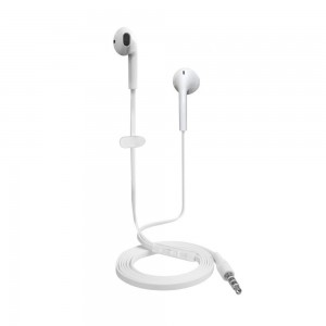 Avantree 1.2m In-Ear EarPods with Mic - Rabbit Pro