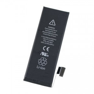 Apple 1440mAh Li-Poly Battery for iPhone 5 (Black)