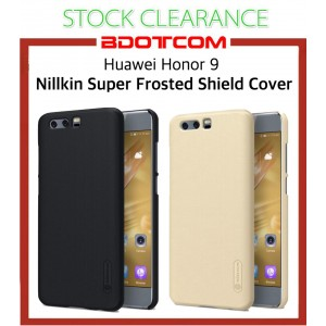 [CLEARANCE] Nillkin Super Frosted Shield Cover Sand Case for Huawei Honor 9