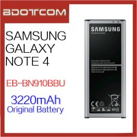 Original Samsung Galaxy Note 4 EB-BN910BBU 3220mAh Standard Battery